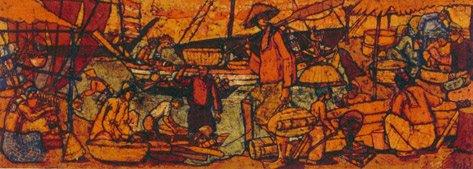 历史的镜子——《马来西亚华人美术史1900~1965》