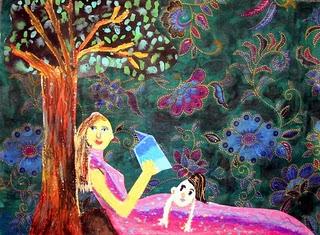 博雅艺术中心 母亲节《艺义非凡》儿童画展