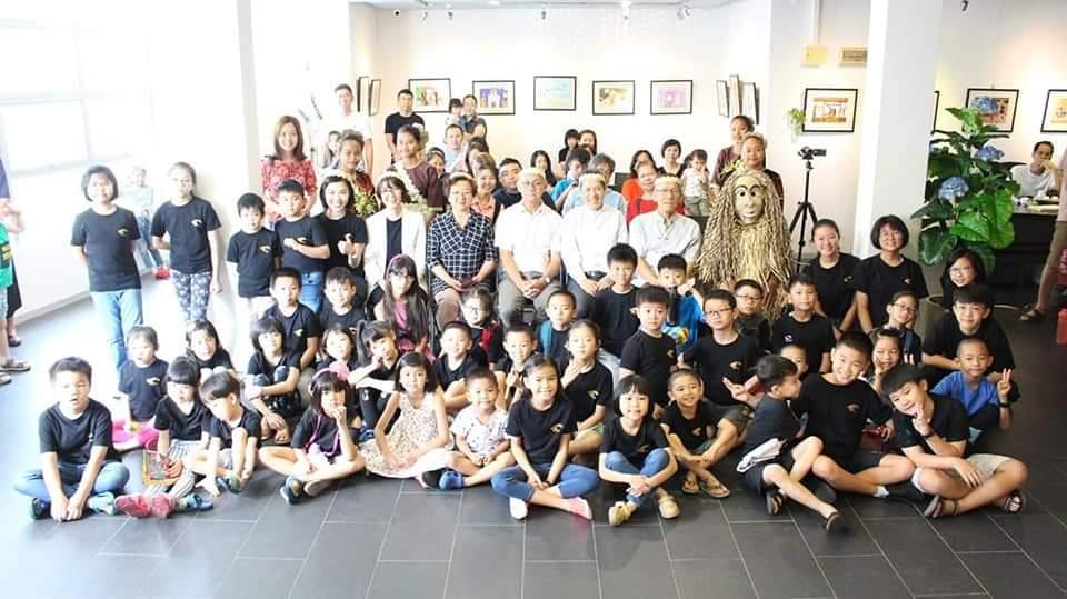 Children exhibition-1