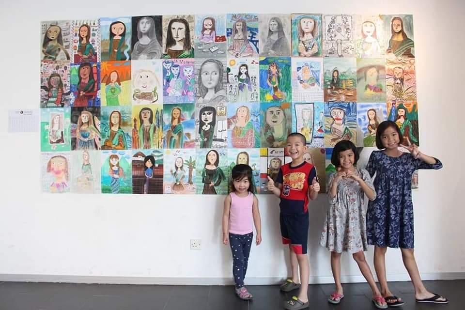 Monalisa Exhibition-1