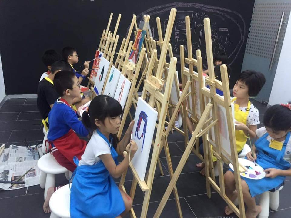 Oil painting workshop 6