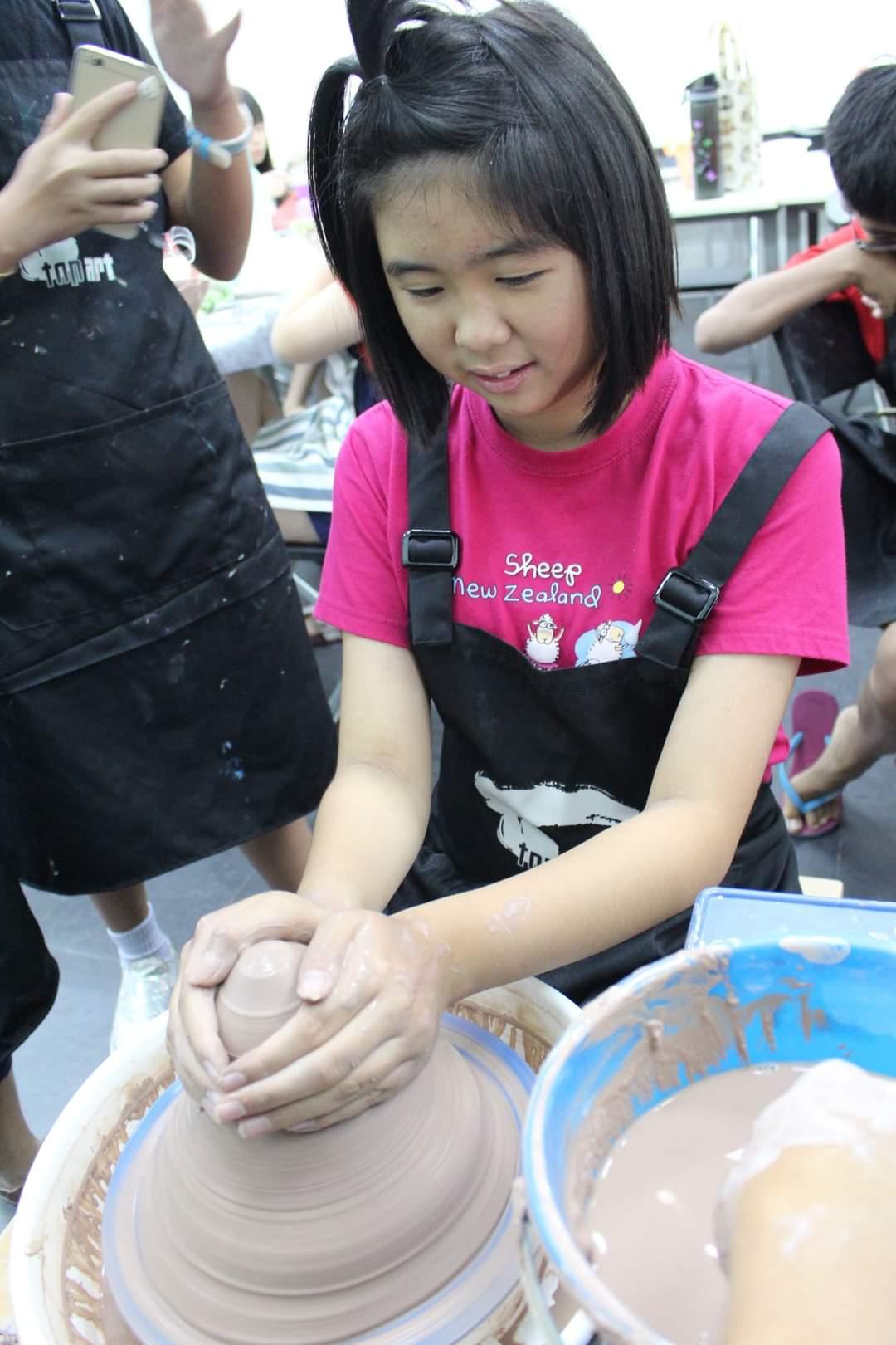 Pottery workshop 1