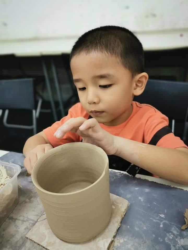 Pottery workshop 3